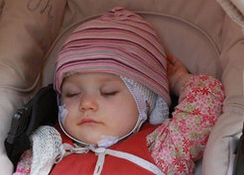 Ενώ τα βρέφη κοιμούνται ο εγκέφαλός τους επανεπεξεργάζεται αυτά που είχε μάθει προηγουμένως