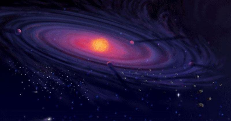 Πρώιμο Ηλιακό Σύστημα – Γη: Νέα ανακάλυψη γκρεμίζει τα πιστεύω σχετικά με την προέλευση της Γης