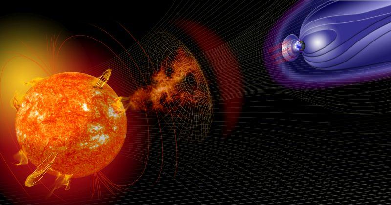 Γήινο μαγνητικό πεδίο: Παρατηρήθηκε μια ρωγμή στην προστατευτική ασπίδα της Γης