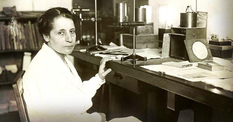 Μικρό αφιέρωμα στην ημέρα της γυναίκας: Lise Meitner (Λίζα Μάϊτνερ)