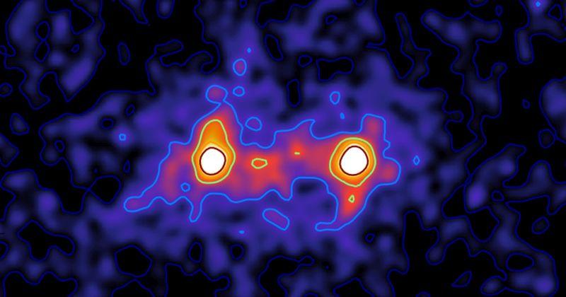 Σύμπαν – Σκοτεινή Ύλη: Ερευνητές απεικονίζουν για πρώτη φορά ιστό σκοτεινής ύλης που συνδέει γαλαξίες