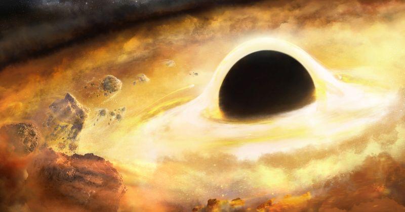 Αστρονομία / Εκπαίδευση: Οι σπειροειδείς βραχίονες επιτρέπουν στους μαθητές να εκτιμήσουν τη μάζα μιας μαύρης τρύπας
