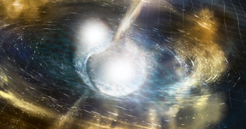 Το βαρυτικό κύμα GW170817 – από τη συγχώνευση των άστρων νετρονίων – και οι πολλαπλές του επιδράσεις σε φυσική, αστρονομία και αστροφυσική