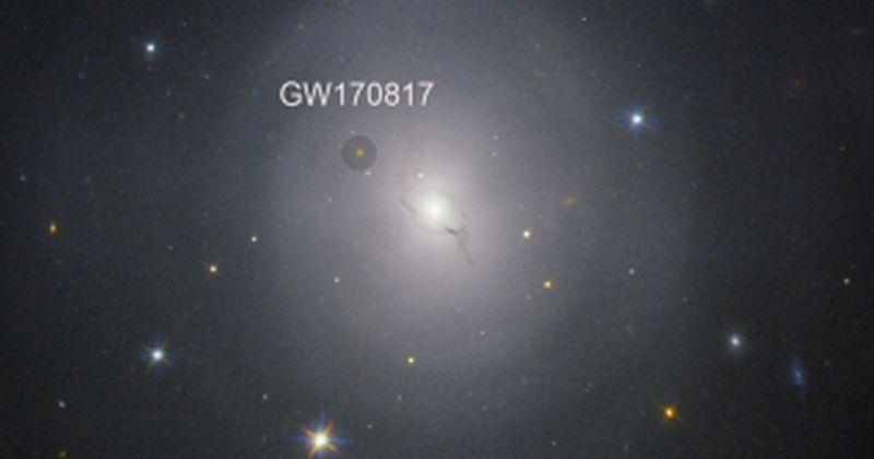 Αστρονόμοι χρησιμοποιούν τα βαρυτικά κύματα για να μετρήσουν την ηλικία του σύμπαντος