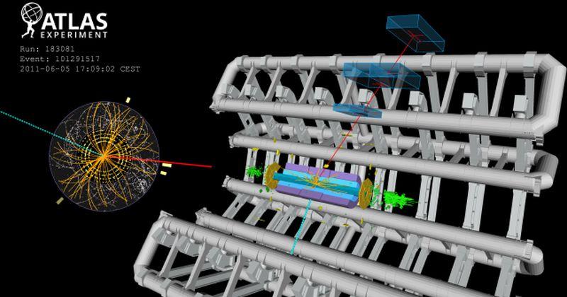 CERN: Η πρώτη υψηλής ακρίβειας μέτρηση στον LHC της μάζας του μποζόνιου W από την ομάδα του ATLAS (video)