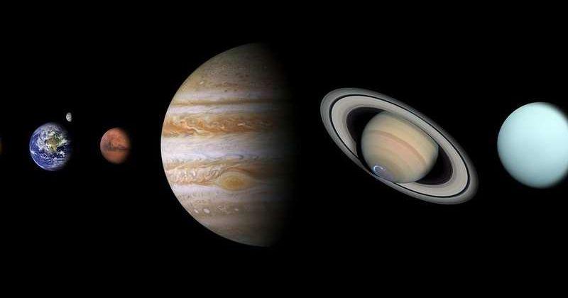Νέα θεωρία για να εξηγηθεί γιατί οι πλανήτες στο ηλιακό μας σύστημα έχουν διαφορετικές συνθέσεις