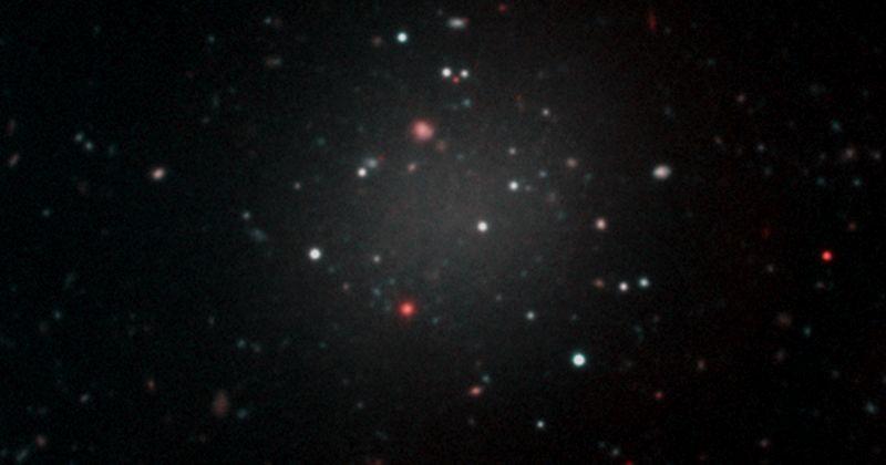 Ερευνητές ανακάλυψαν γαλαξία χωρίς σκοτεινή ύλη – Νέες προκλήσεις αναδύονται για τους επιστήμονες