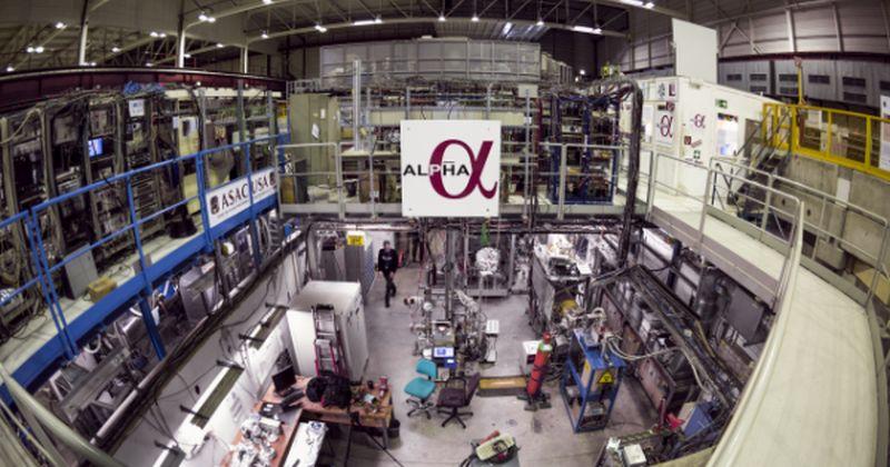 CERN: Μια νέα εποχή ακρίβειας μετρήσεων ανέτειλε για την έρευνα στην περιοχή της αντιύλης