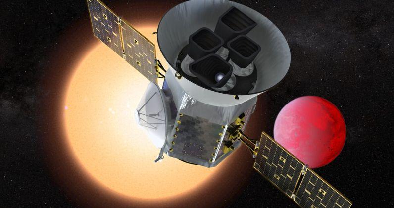 NASA: Ο TESS βασίζεται στην επιτυχία της «μεθόδου διάβασης» για την ανίχνευση πλανητών