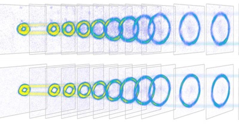 Επιστήμονες δημιούργησαν με συμπύκνωμα Bose-Einstein ένα διαστελλόμενο σύμπαν στο εργαστήριό τους