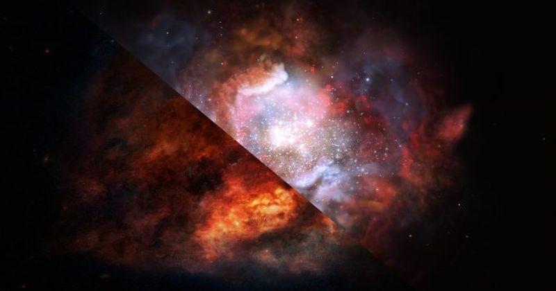 Γαλάζιο το πρώτο χρώμα της κοσμικής Αυγής; Αναρωτιούνται οι επιστήμονες ρίχνοντας νέο φως στη διαμόρφωση των ήλιων