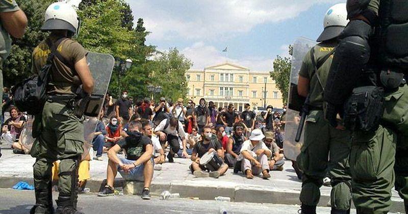 Η θνησιμότητα επιταχύνθηκε στην Ελλάδα στα χρόνια της λιτότητας