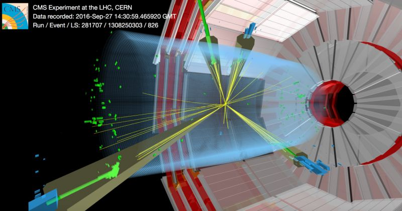 CERN: Κυνηγώντας τα Σκοτεινά Κουάρκ