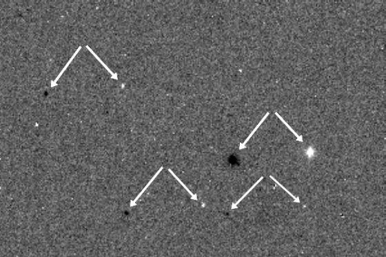 Τα αστέρια αντιστάθμισης (ESA)