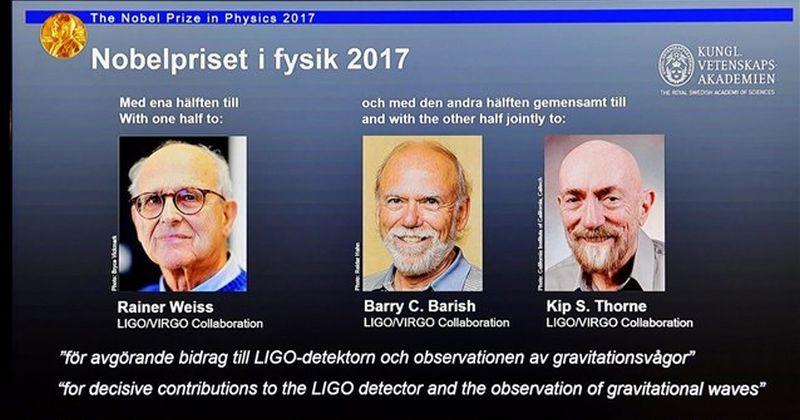 Άρθρο με αφορμή το Nobel Φυσικής του 2017: Οι βηματισμοί της Επιστήμης και η πορεία προς τον εντοπισμό των βαρυτικών κυμάτων