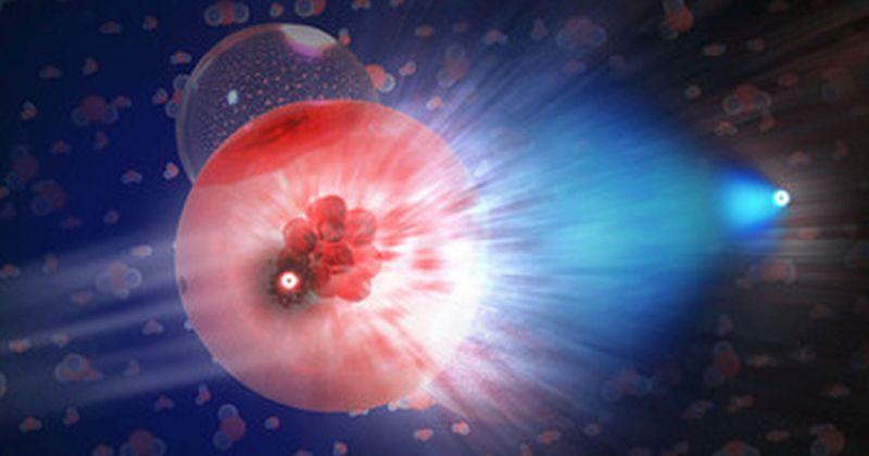 Η παρατήρηση ενός νετρίνου δείχνει μια πηγή κοσμικών ακτίνων υψηλής ενέργειας βοηθώντας στην απάντηση ενός παλιού ερωτήματος