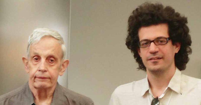 Ο Κωστής Δασκαλάκης βραβεύεται με το σημαντικό Βραβείο Nevanlinna