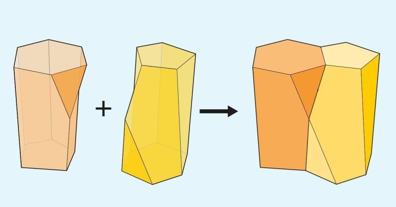 Scutoid: Ένα νέο σχήμα της φύσης στη γεωμετρία που επιτρέπει σταθερές και ενεργειακά αποδοτικές δομές