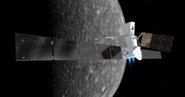 ESA: Προετοιμασίες για το επικό ταξίδι του διαστημικού σκάφους BepiColombo για τον πλανήτη Ερμή (video)