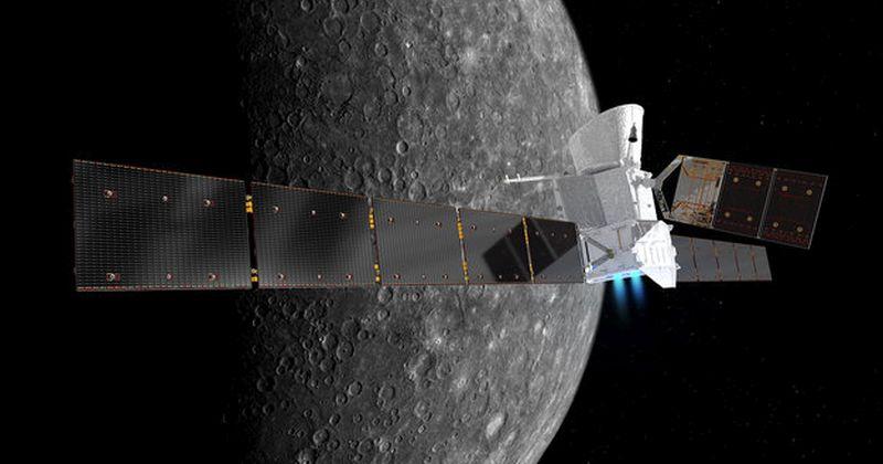 Η αποστολή της Ευρώπης BepiColombo για τη μελέτη του πλανήτη Ερμή ξεκίνησε (video)