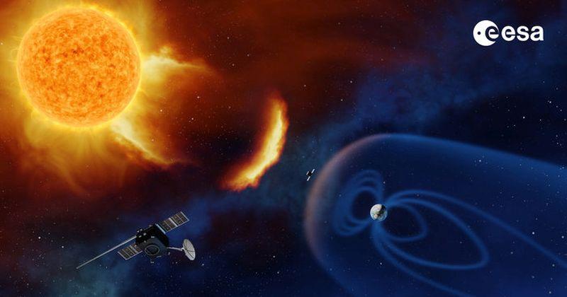 Η μελλοντική αποστολή Lagrange της ESA για την παρακολούθηση του Ήλιου