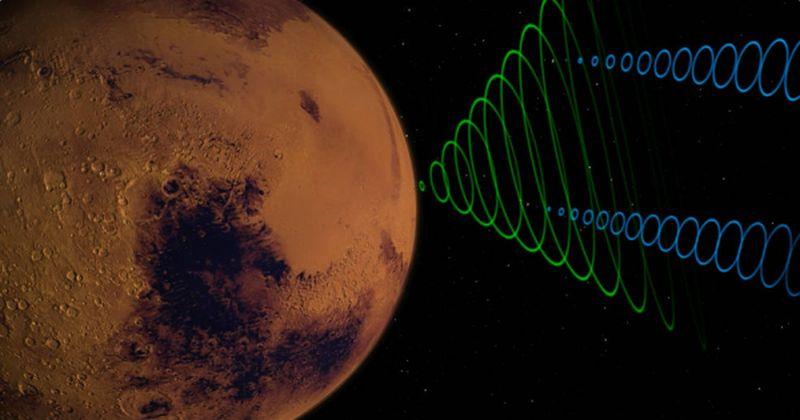 Με ποιο τρόπο θα γνωρίσει η NASA ότι η διαστημοσυσκευή InSight προσεδαφίστηκε στον Άρη;