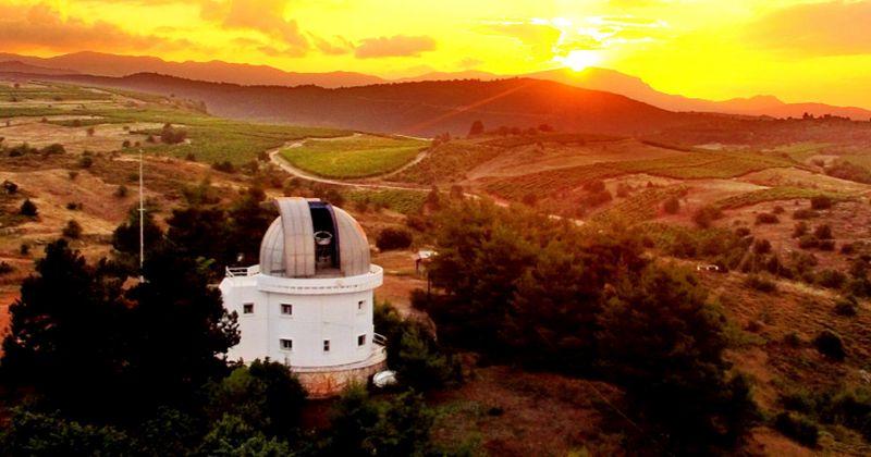 ΝΕLIOTA: Το ερευνητικό πρόγραμμα παρακολούθησης εκλάμψεων λόγω προσκρούσεων παραγήινων αστεροειδών και μετεωροειδών στη Σελήνη