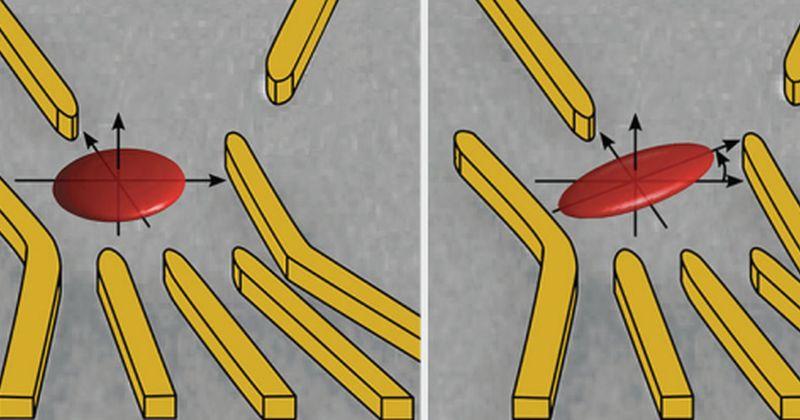 Προσδιορίστηκε για πρώτη φορά η γεωμετρία ενός ηλεκτρονίου που δίνει τη δυνατότητα ελέγχου του σπιν του