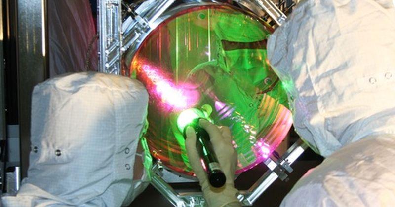 Εναλλακτικό υλικό επικάλυψης κατόπτρων βελτιώνει την επίδοση των ανιχνευτών βαρυτικών κυμάτων