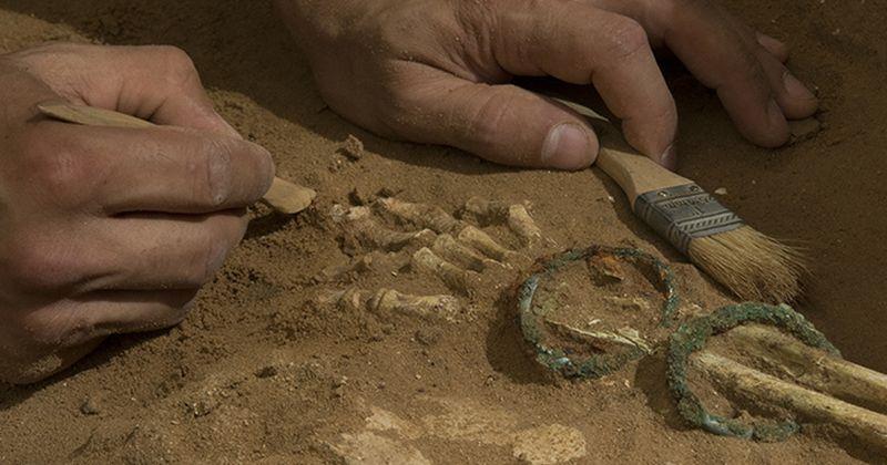 Αρχαίο DNA βοηθάει τους επιστήμονες να ρίξουν φως στην καταγωγή των Βιβλικών Φιλισταίων