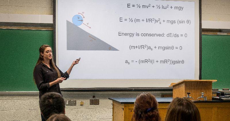 Διδακτική της φυσικής: Διδάσκοντας την ενέργεια πριν από τις δυνάμεις