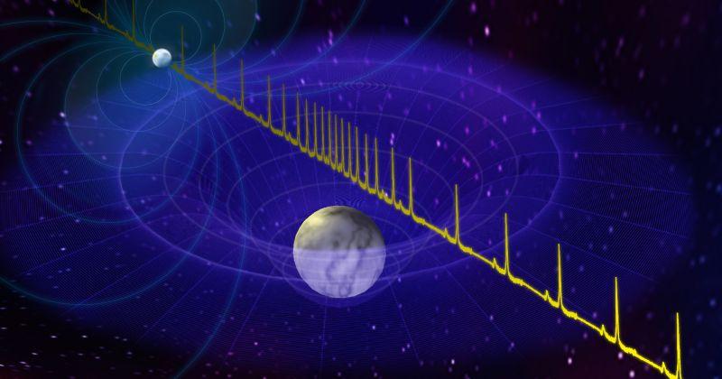 Αστρονόμοι ανίχνευσαν το πιο μεγάλης μάζας άστρο νετρονίων που μετρήθηκε μέχρι τώρα