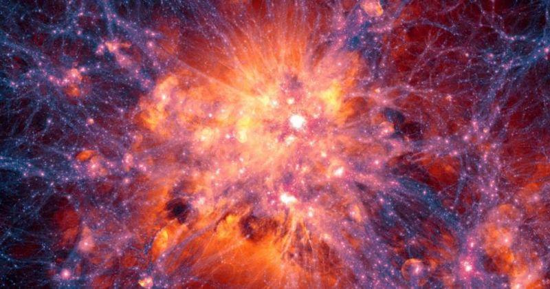 Εντοπίστηκε ο … ιστός που ενώνει το Σύμπαν