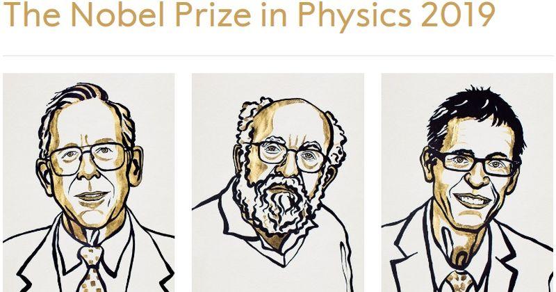 Βραβείο Nobel για τη φυσική 2019: Νέες οπτικές για τη θέση της Ανθρωπότητας στο σύμπαν