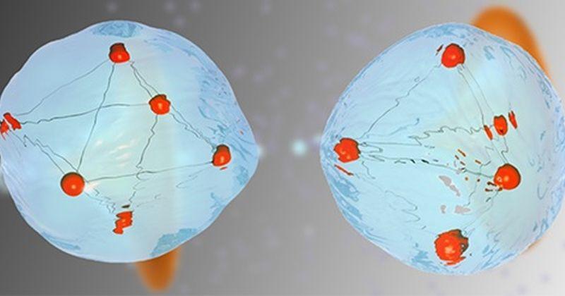 Υπέρρευστο Ήλιο: Σταγονίδια του κβαντικού ρευστού μπορεί να περιέχουν πλήθος φορτίων – συμβάλλουν στην ανάπτυξη νανοδομών
