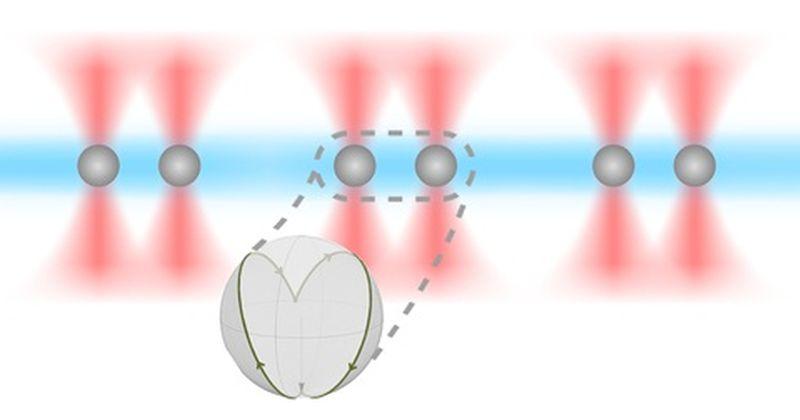 Οι κβαντικοί υπολογιστές ουδέτερου-ατόμου επιστρέφουν δυνατά στην κούρσα