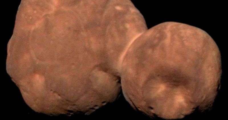 Μια διαστημική «πατάτα» ρίχνει φως στη γέννηση των πλανητών