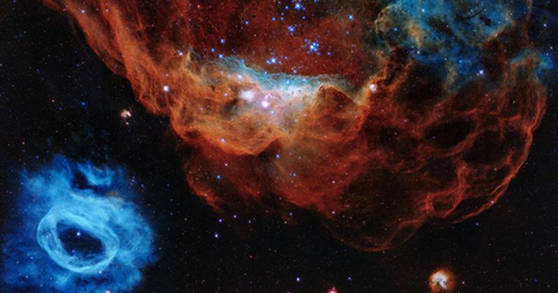 Νετρίνα – Μια πρόταση που ίσως εξηγήσει την ασυμφωνία των μετρήσεων για το ρυθμό διαστολής του σύμπαντος