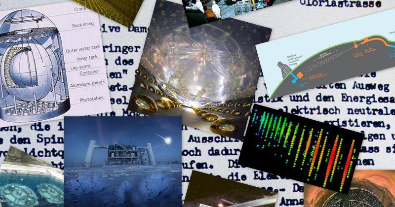 Γιορτάζοντας για τα 90 χρόνια της επιστήμης των νετρίνων