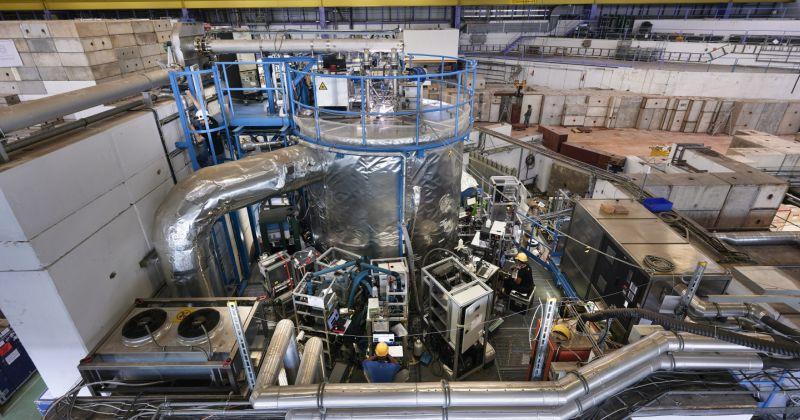 Το πείραμα CLOUD στο CERN αποκαλύπτει το ρόλο των ιωδικών οξέων στο σχηματισμό ατμοσφαιρικών αιωρούμενων σωματιδίων