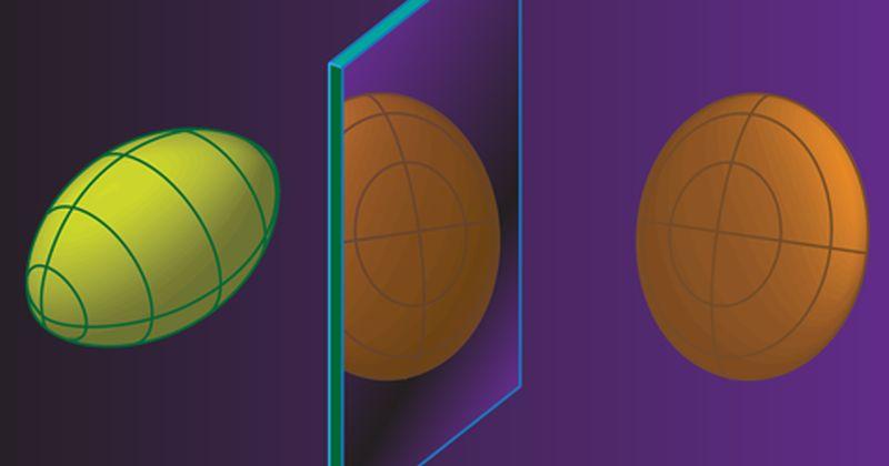 Διαστρεβλώνοντας το πυρηνικό κάτοπτρο – «κατοπτρικοί» πυρήνες εμφανίζουν βαθμό παραβίασης της συμμετρίας