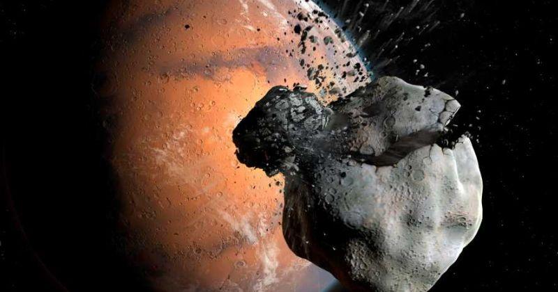 Οι δορυφόροι του Άρη έχουν έναν κοινό πρόγονο – σύμφωνα με μελέτη επιστημόνων
