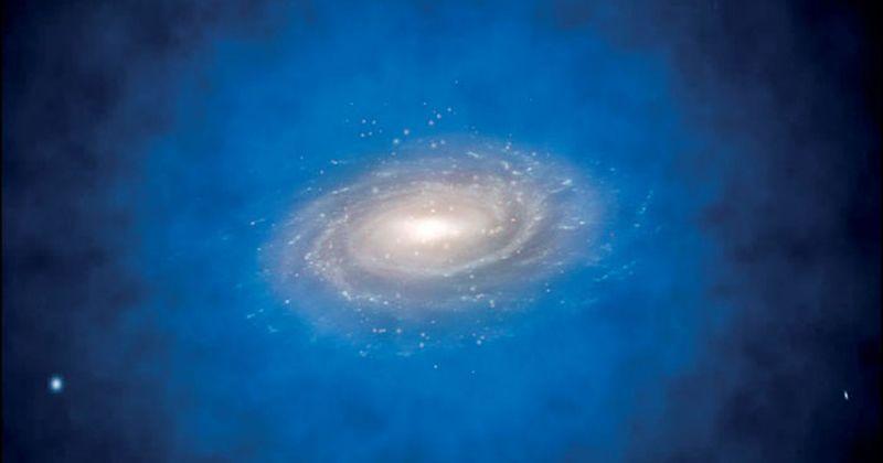 Νέα μελέτη υποστηρίζει ότι οι υπερμεγέθεις μαύρες τρύπες θα μπορούσαν να διαμορφωθούν από σκοτεινή ύλη