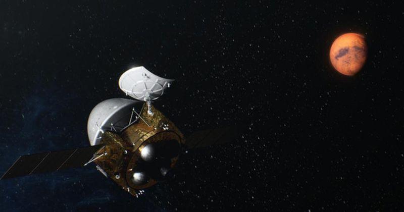 Νέα από το Κινεζικό διαστημικό σκάφος Tianwen 1 που βρίσκεται στον πλανήτη Άρη