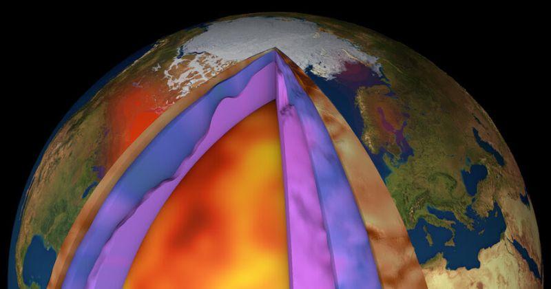 Μια αποστολή για μέτρηση της βαρύτητας που ακόμη συμβάλλει να έλθουν στο φως κρυμμένα μυστικά της Γης