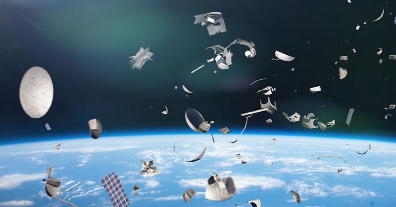 Το διαστημικό σκάφος ELSA-d της Astroscale έτοιμο για επίδειξη απομάκρυνσης διαστημικών συντριμμιών σε τροχιά