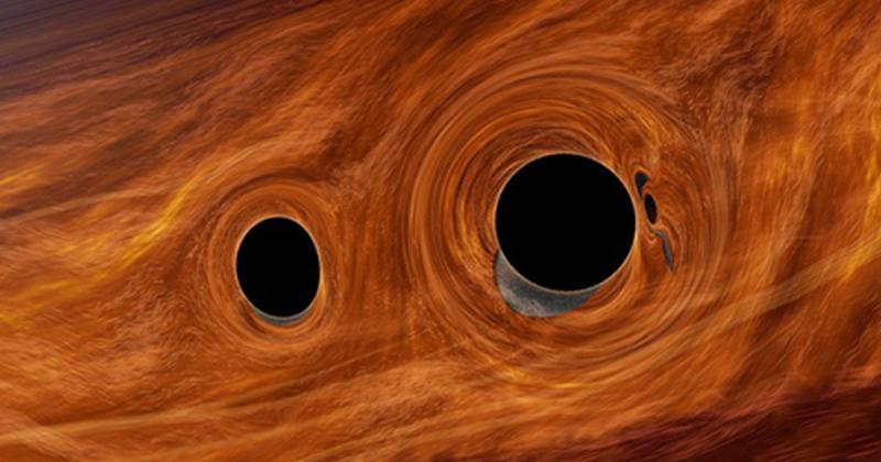 Παλιρροϊκές παραμορφώσεις σε περιστρεφόμενες μαύρες τρύπες δείχνουν νέοι υπολογισμοί