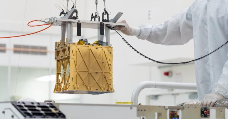 Πρώτη φορά παραγωγή οξυγόνου σε άλλο πλανήτη από ανθρώπινη συσκευή