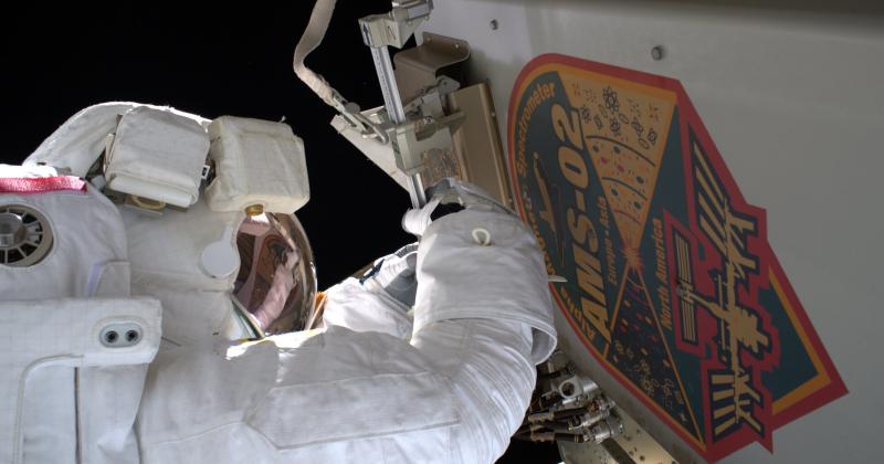 Μια δεκαετία στο διάστημα μετρά κοσμικές ακτίνες και βελτιώνει τις γνώσεις μας
